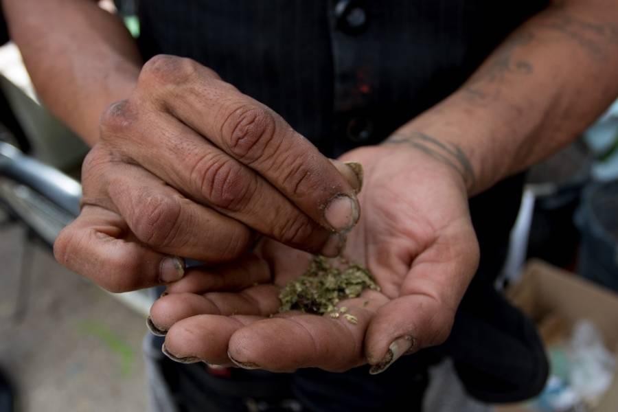 Rechaza AMLO legalizar marihuana para uso lúdico