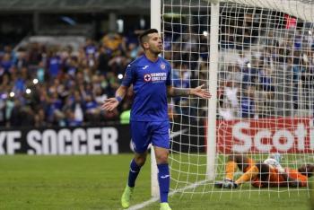 Cruz Azul avanza a cuartos de final de Concachampions
