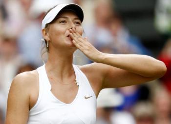 Tenista rusa Maria Sharapova anuncia su retiro