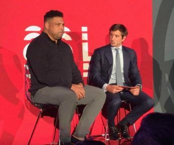 Ronaldo ficharía jugadores mexicanos para el Valladolid