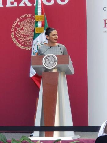 COMISIÓN DE DEPORTE EN SAN LÁZARO INVITARÁ A GABRIELA GUEVARA A REUNIÓN DE TRABAJO Y SI NO ACEPTA, LA LLAMARÁ A COMPARECER