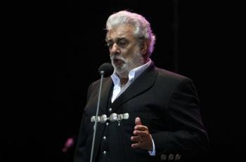 """Cancelan conciertos de Plácido Domingo """"en solidaridad con las mujeres"""""""