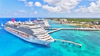 Crucero atracará en Cozumel