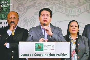 Diputados nombran a 3 para comité revisor de INE