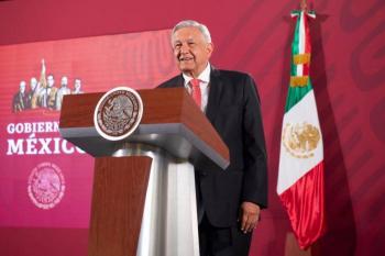 Reitera AMLO rechazo a pena de muerte en México