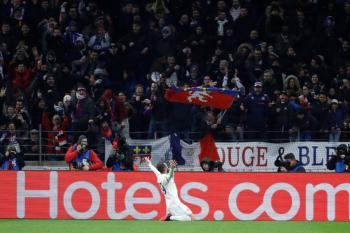 Lyon le pega a la Juve de CR7 en el juego de ida