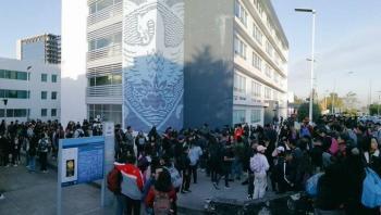 Toman facultades alumnos de la BUAP por asesinatos