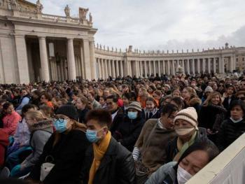 Expresó el Papa Francisco su cercanía con los afectados por el coronavirus