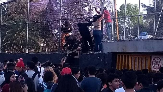 Repudia UNAM ataques cada vez más violentos de grupos sin demandas específicas