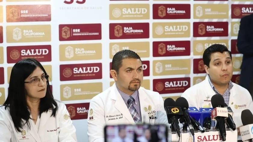 Reportan dos casos sospechosos de coronavirus, en Baja California e Hidalgo