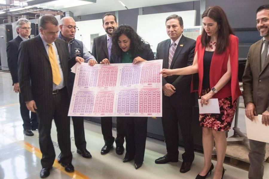 IECM inicia distribución de boletas consultivas