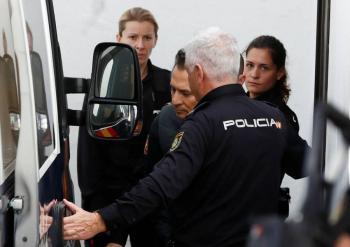 Trasladan a Lozoya de Málaga a una cárcel de Madrid