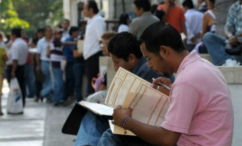 Aumenta 3.7% desempleo en enero: Inegi