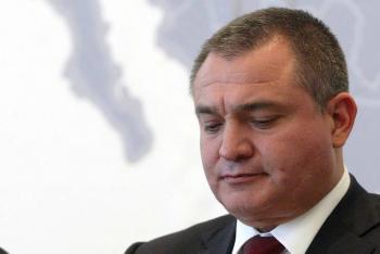 """Insisten en EU que García Luna es """"criminal de alta peligrosidad"""