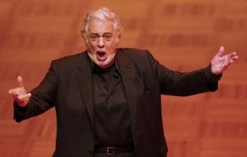 Plácido Domingo dará concierto en Moscú pese a escándalo de acoso