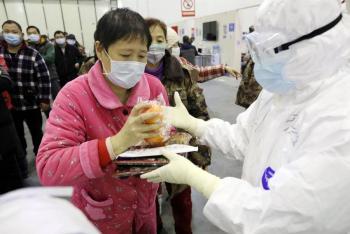 Coronavirus reaparece en pacientes dados de alta