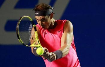 Nadal liquida a Kwon y se enfila a título en Acapulco
