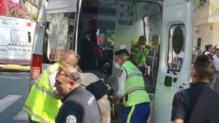 Tres muertos y un heridos en una balacera en Portales, alcaldía de Benito Juárez