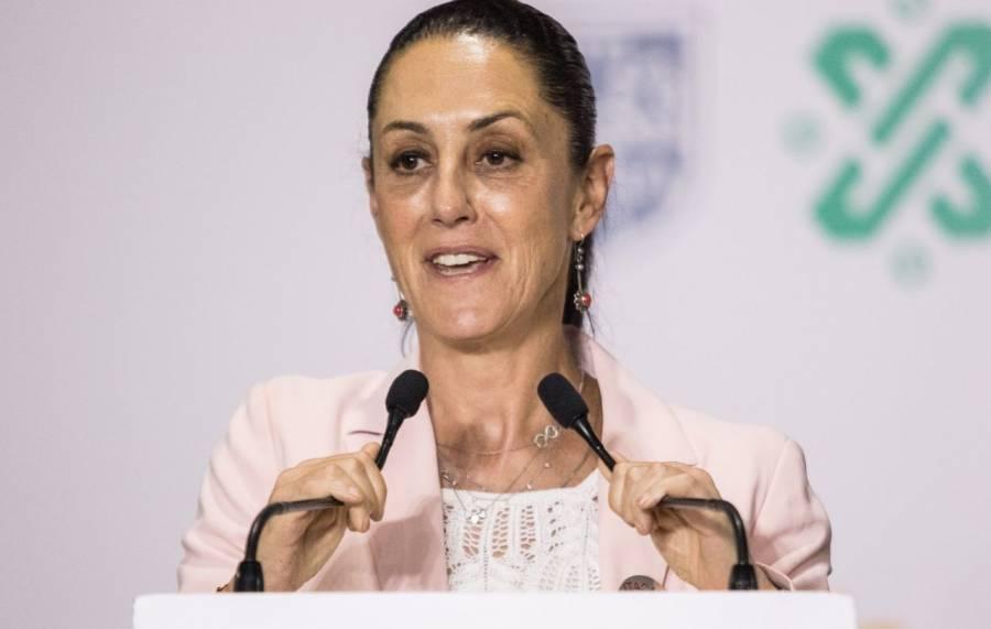 Sheinbaum pide no alarmarse por casos de coronavirus en la CDMX
