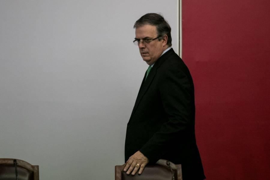Asiste Ebrard la toma de posesión del Presidente de Uruguay