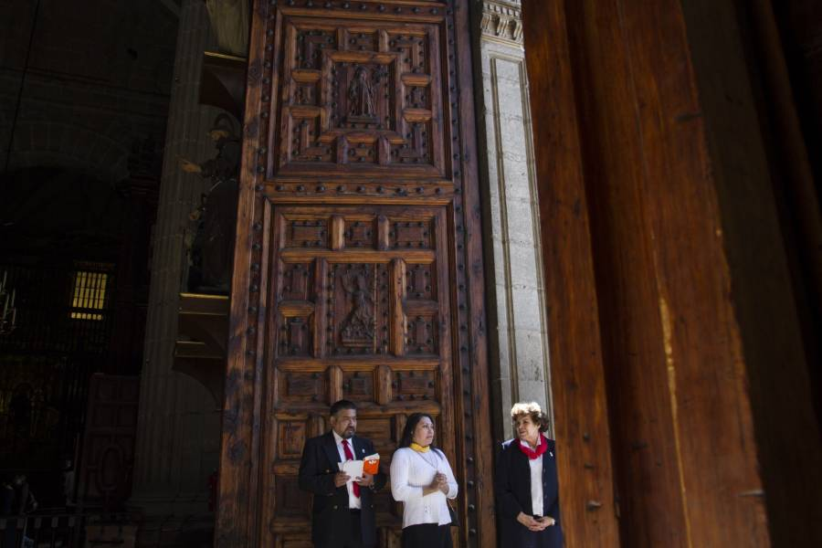 Pone en marcha la Arquidiócesis Primada de México medidas por coronavirus