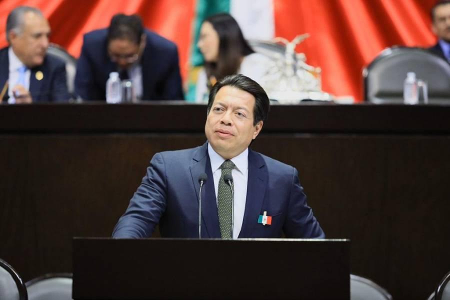 """""""En la Cuarta Transformación, necesariamente tiene que haber una transformación del Poder Judicial"""": Mario Delgado"""