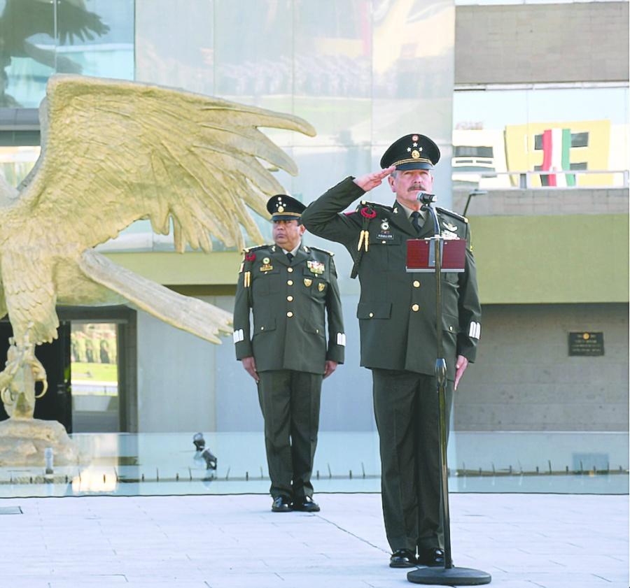 AMLO nombró a nuevo subsecretario de defensa