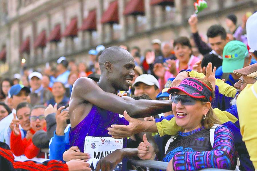 Maratón CDMX se mantiene inmune tras fase uno