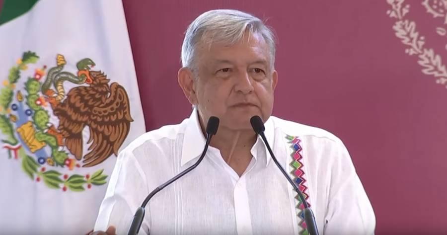 AMLO pide en Macuspana no mezclar politiquería y grilla