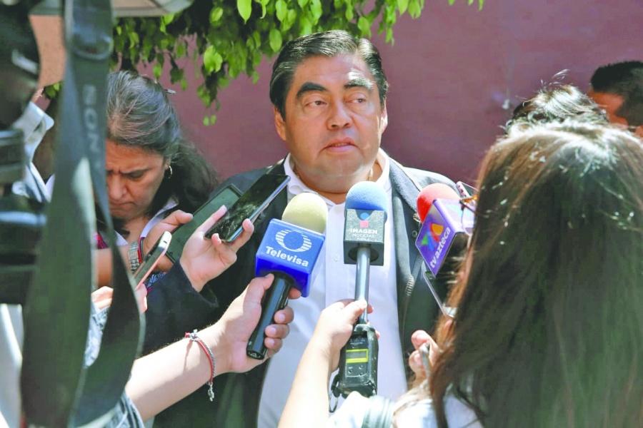Estrategia de seguridad da resultados, afirma Barbosa