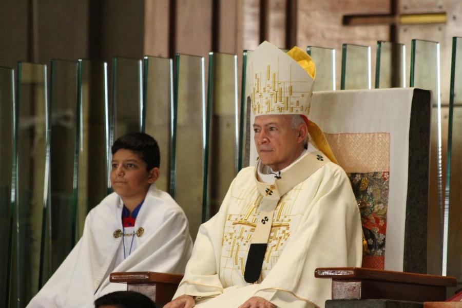 arquidiócesis: agresiones llegan a niveles sin precedentes
