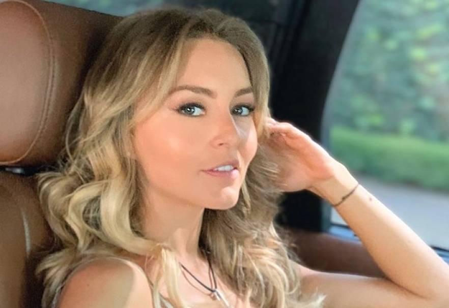 Angelique Boyer desmiente embarazo