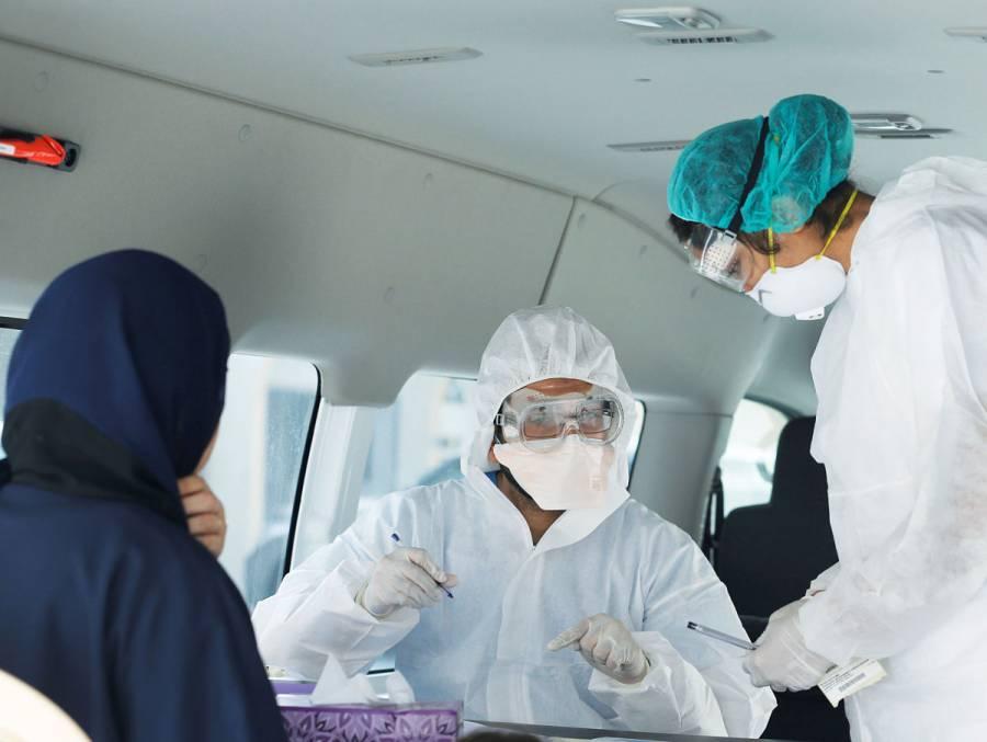 Confirman primer caso de Covid-19 en ciudadano ruso