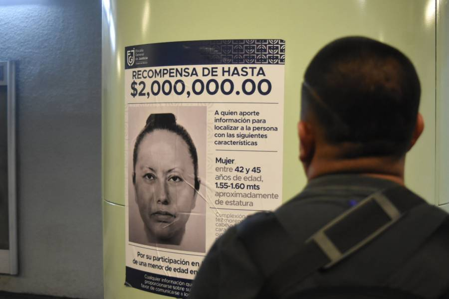 FGJ asegura que recompensa por caso Fátima sigue vigente