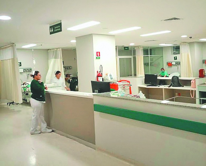 Con facturas falsas desfalcan al sector salud con 4mmdp
