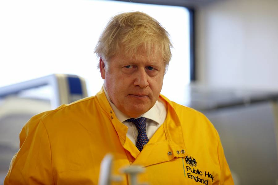 Advierten que habrá más casos de coronavirus en Reino Unido