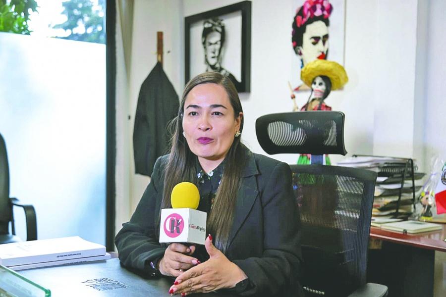 Diputada denuncia machismo durantesu carrera política