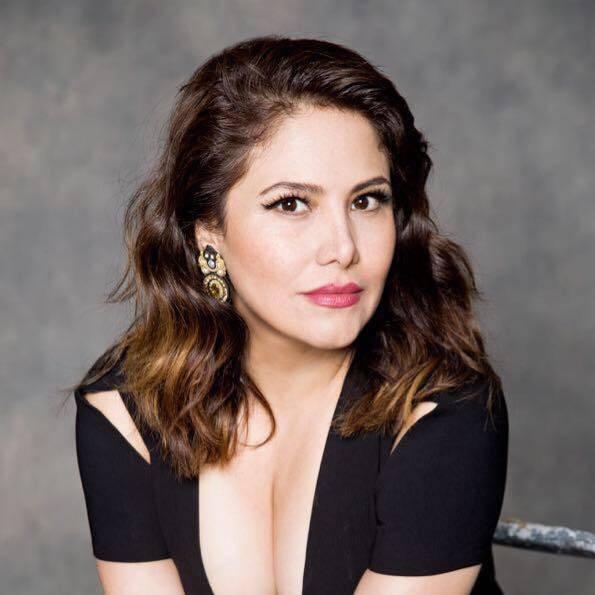 Vanessa Bauche está lista para la reunión con el elenco de