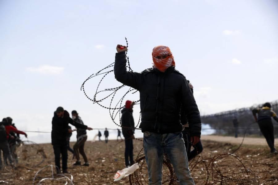 Crisis migratoria entre Turquía y Grecia