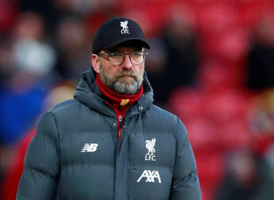 Klopp descarta que el coronavirus anule el título de la Premier League al Liverpool