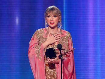 Taylor Swift, la cantante con más discos vendidos en 2019