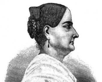 Un día como hoy, pero de 1829, muere Josefa Ortíz de Domínguez