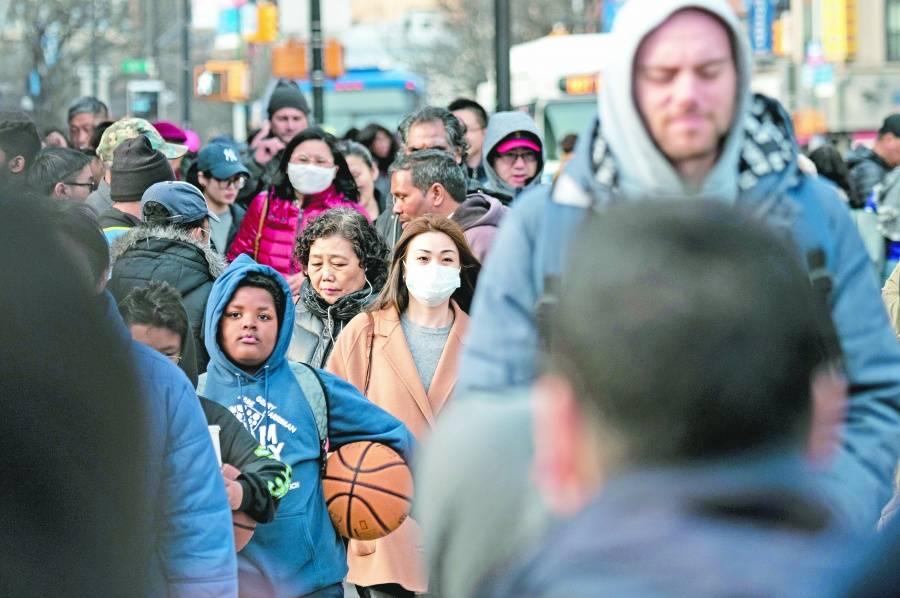 Reportan nueve muertes en Estados Unidos por coronavirus