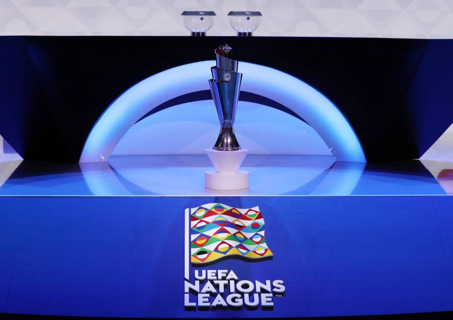 Listos los grupos de la Nations League