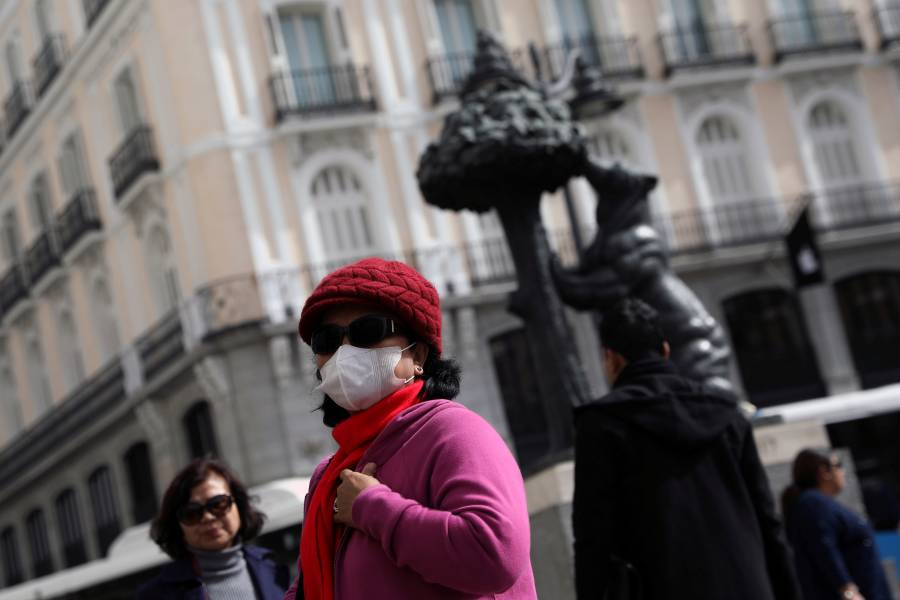 Un individuo que falleció el 13 de febrero en España, tenía coronavirus