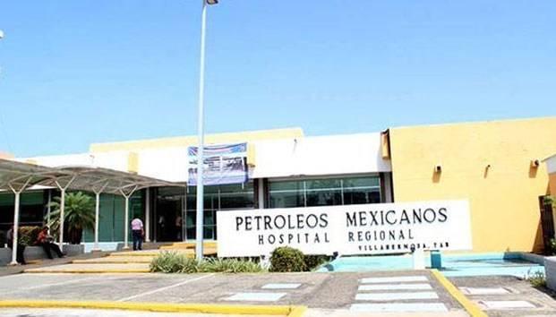 Muere segundo paciente en hospital de Pemex de Tabasco
