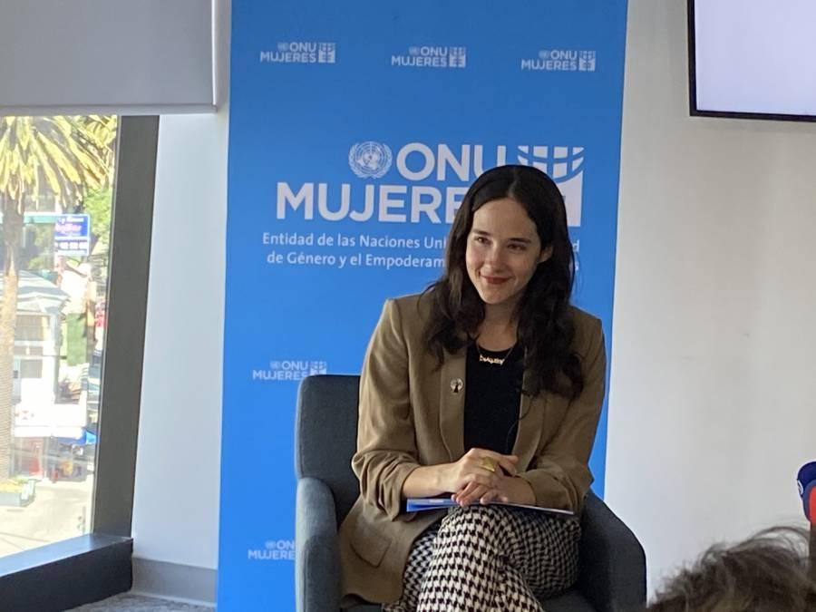 Ximena Sariñana se une a la ONU y trabajará junto a Nicole Kidman y Emma Watson