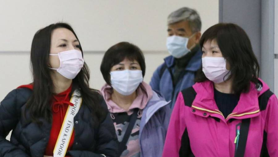 Ya hay casi mil infectados con el COVID-19 en Japón