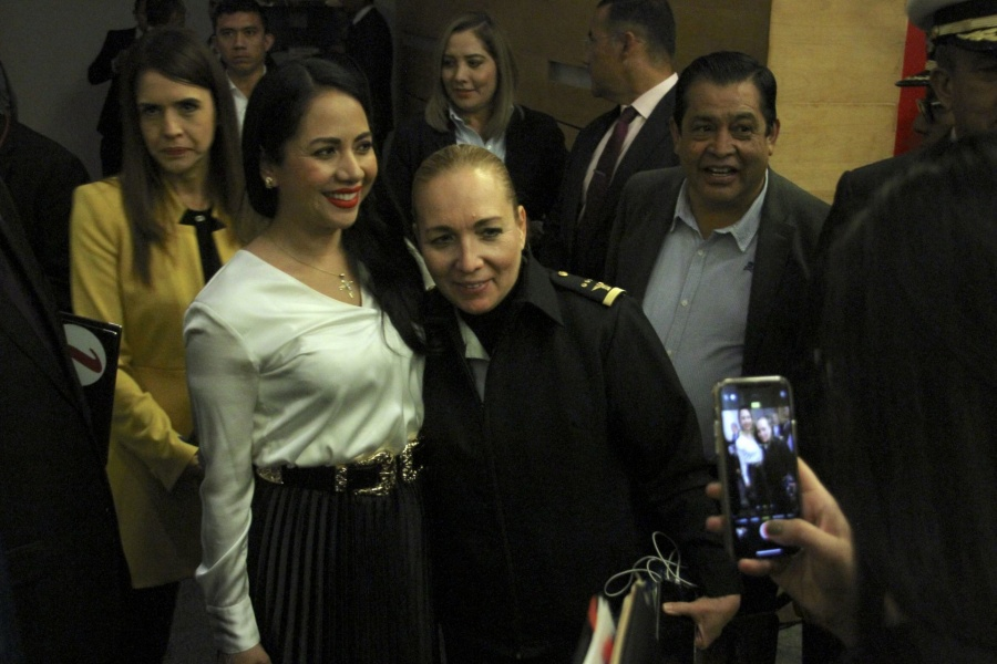 SSPC desmiente versiones sobre renuncia de Patricia Trujillo