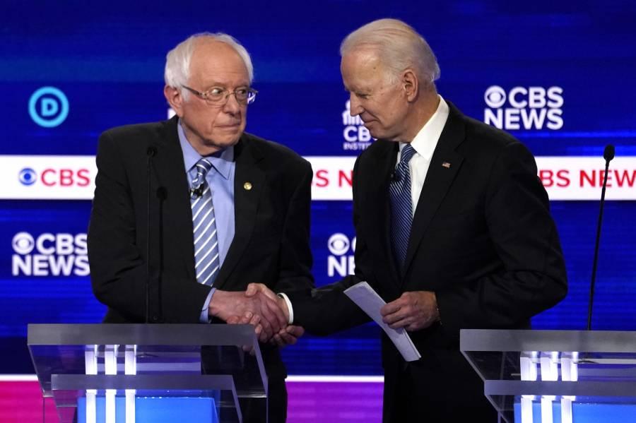 Biden gana Virginia y Carolina del Norte; Vermont para Sanders
